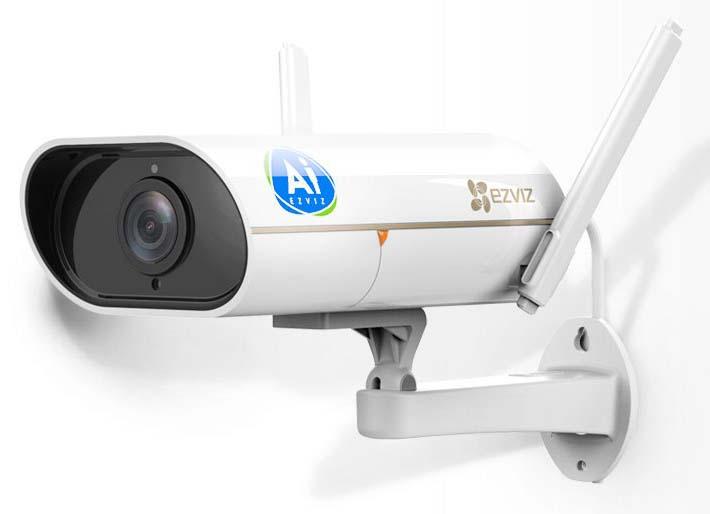 C5Si壁掛式互聯網智能攝像機