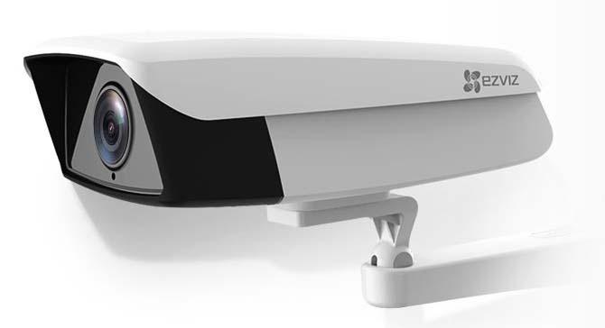 C5T壁掛式互聯網攝像機(POE版)